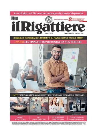 6ac417c73add51 IL RIGATTIERE maggio 2019 by Edit Italia S.r.l. - issuu