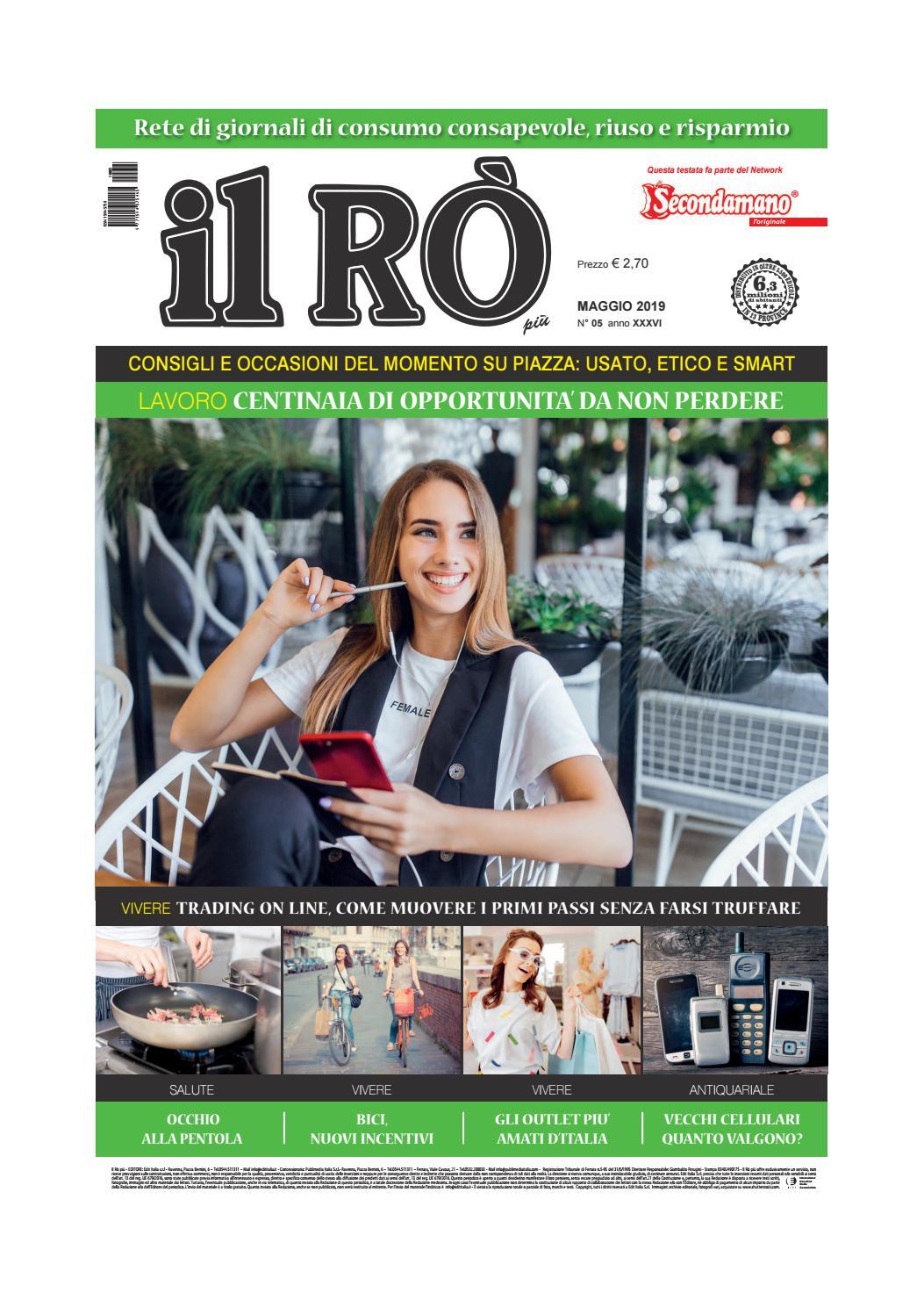 Il Ro Maggio 2019 By Edit Italia S R L Issuu