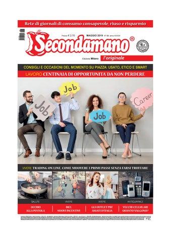 Mondo Convenienza Genova Campi.Secondamano Milano Maggio 2019 By Edit Italia S R L Issuu