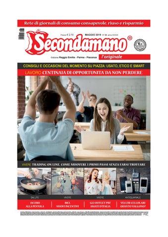 SECONDAMANO Parma Piacenza Reggio Emilia maggio 2019 by Edit