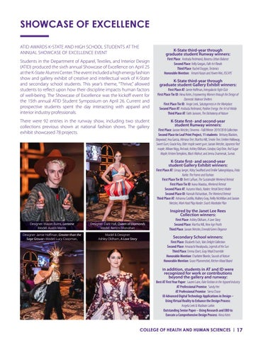 Page 17 of SHOWCASE OF EXCELLENCE