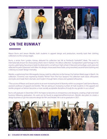 Page 8 of On The Runway