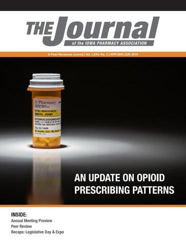 IPA Journal - Apr/May/Jun 2019 by Iowa Pharmacy Association - issuu