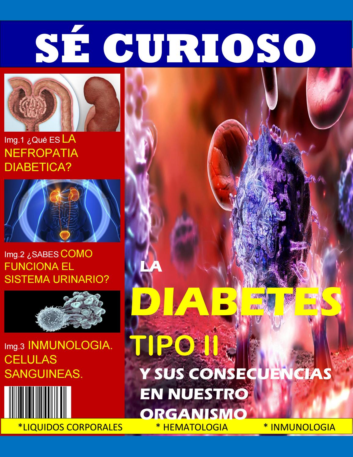 inmunología diabetes tipo 1