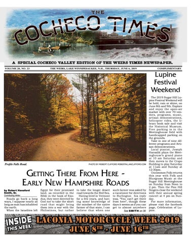 060619 Cocheco Times by The Weirs Publishing Company - issuu