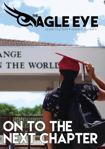 The Eagle Eye - On to the Next Chapter 4th Quarter Issue by
