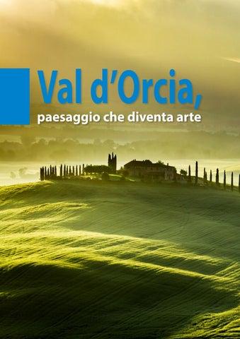 Page 140 of Toscana Val d'Orcia, paesaggio che diventa arte