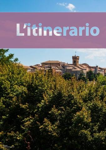 """Page 208 of Itinerario Marche: I """"borghi dell'Infinito"""""""