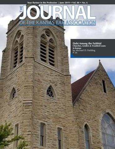 June 2019 Journal by Kansas Bar Association - issuu