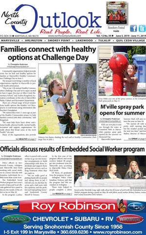 June 5, 2019 North County Outlook by The North County