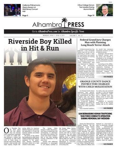 Alhambra Press - 06/03/2019 by Beacon Media News - issuu