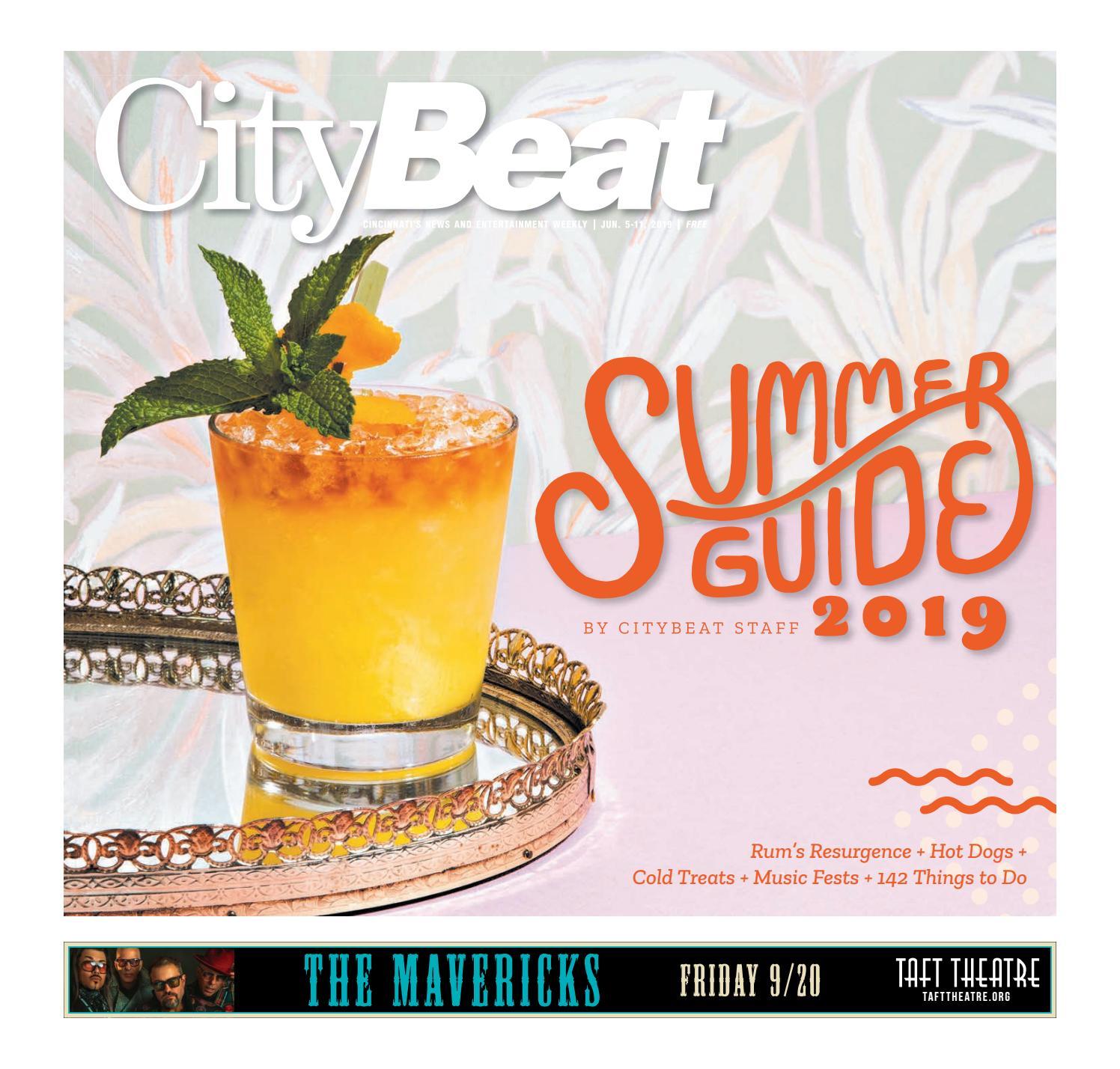 CityBeat | June 5, 2019 by Euclid Media Group - issuu