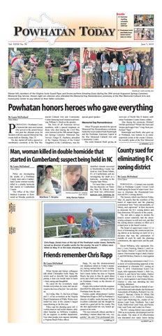 06/05/2019 by Powhatan Today - issuu
