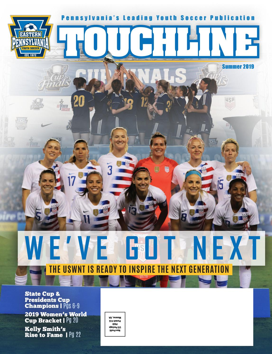 Touchline Summer 2019 By A E Engine Issuu