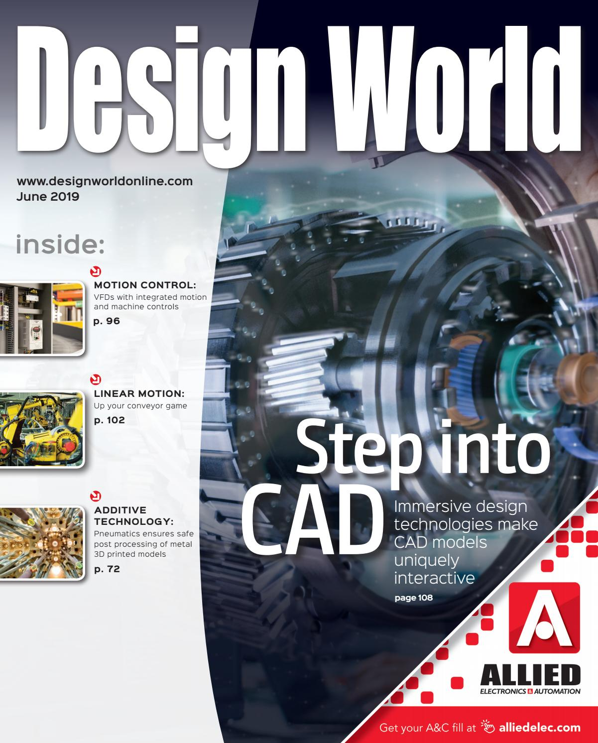 DESIGN WORLD JUNE 2019 by WTWH Media LLC - issuu