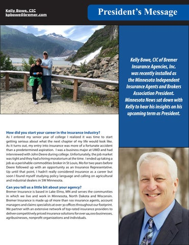Page 5 of Kelly Bowe incoming MIIAB President