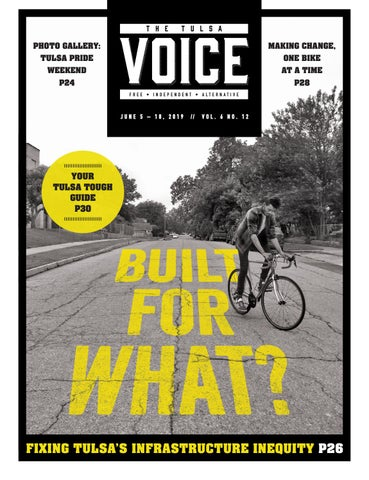 8f4f5b08ad91a0 The Tulsa Voice | Vol. 6 No. 12 by The Tulsa Voice - issuu