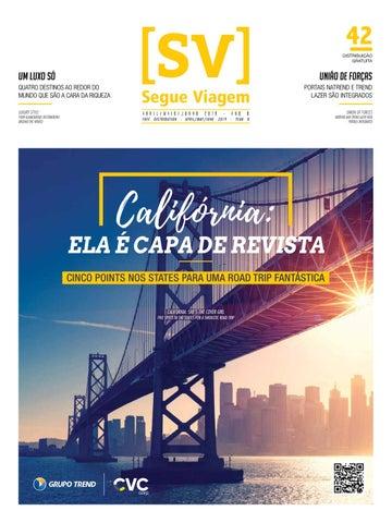 b9e2fd0fd Revista Segue Viagem - Edição 42 by Trend Operadora - issuu