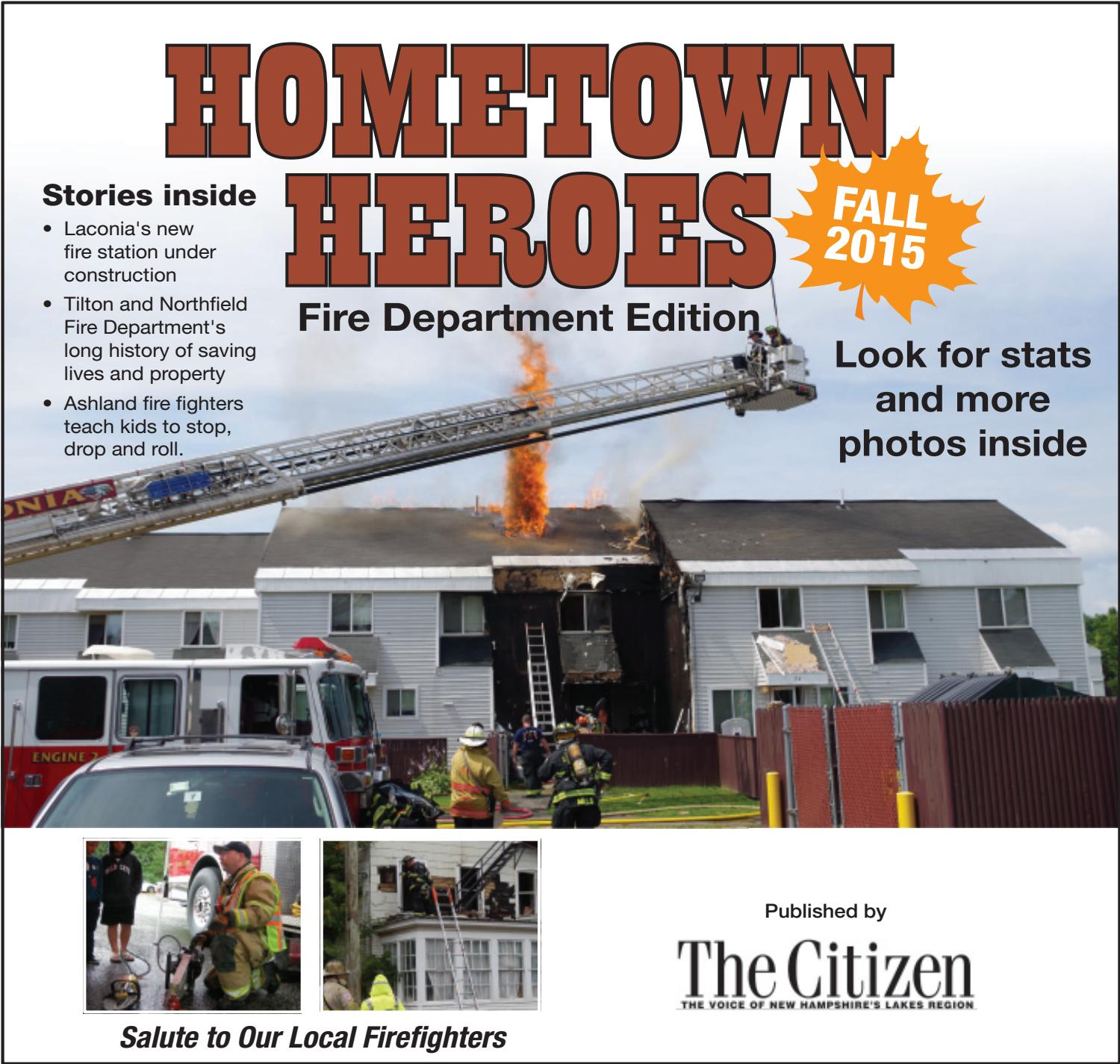 Hometown Heroes Fire by The Virgin Islands Daily News - issuu