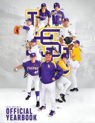 4c2cbe27d 2019 LSU Baseball Yearbook by LSU Athletics - issuu