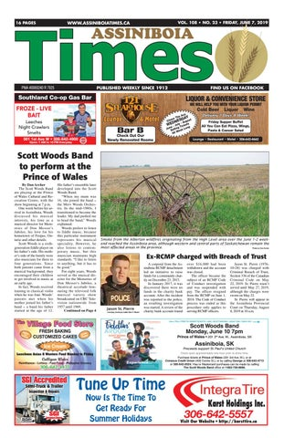 Assiniboia Times June 7th 2019 By Assiniboia Times Issuu
