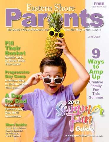 Eastern Shore Parents June 2019 by KeepSharing - issuu