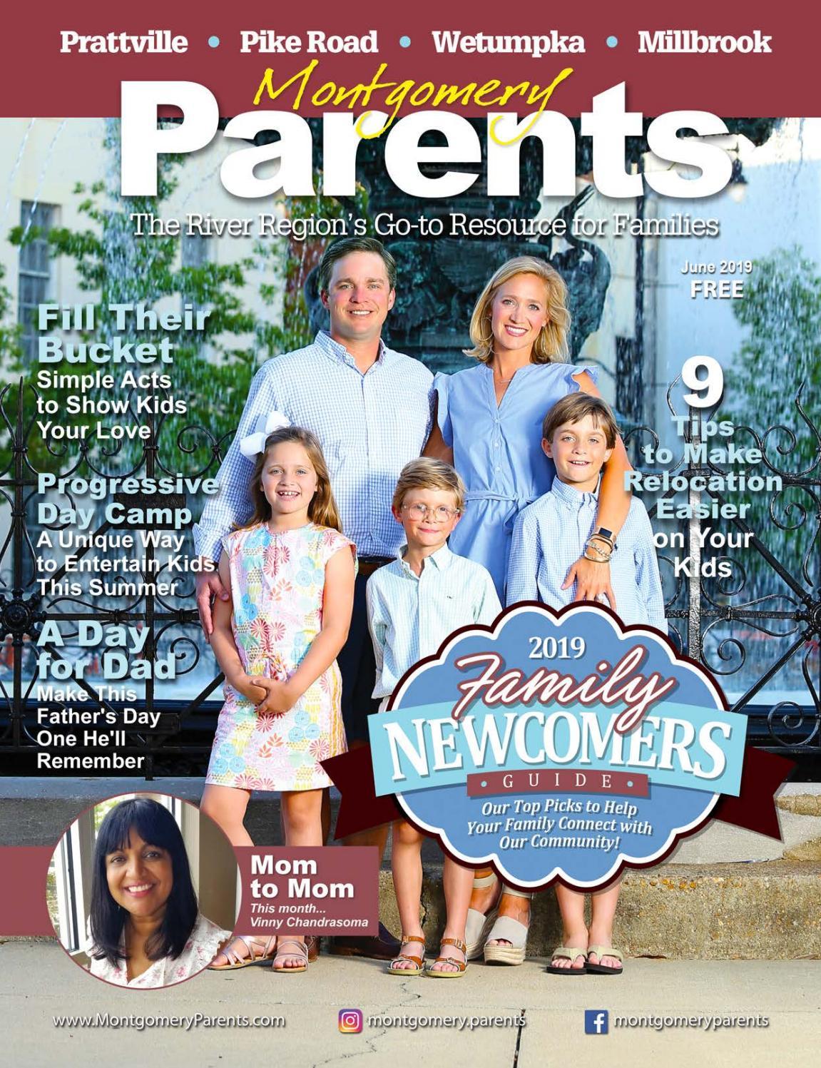 Montgomery Parents June2019 By Keepsharing Issuu
