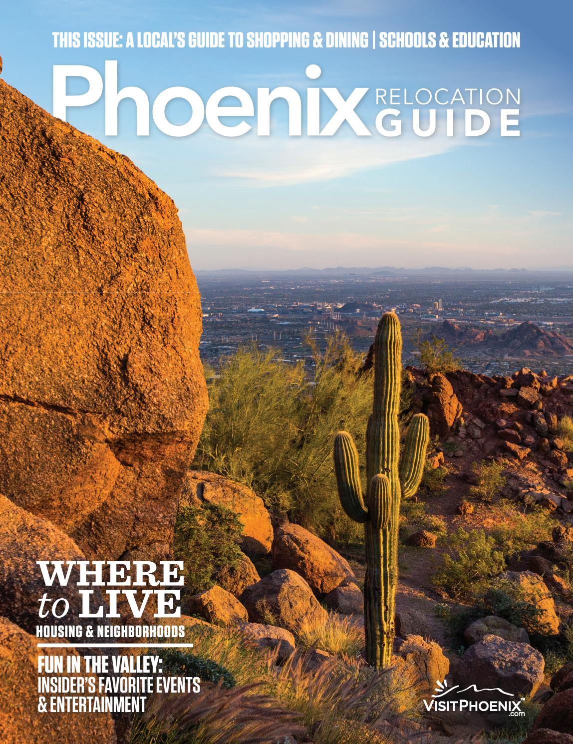877 463 5346 >> Phoenix Relocation Guide 2019 Issue 1 By Web Media Group