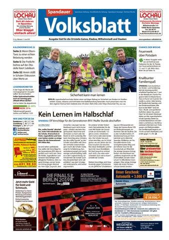 L27 Spandauer Volksblatt Fur Gatow Kladow Wilhelmstadt Staaken By