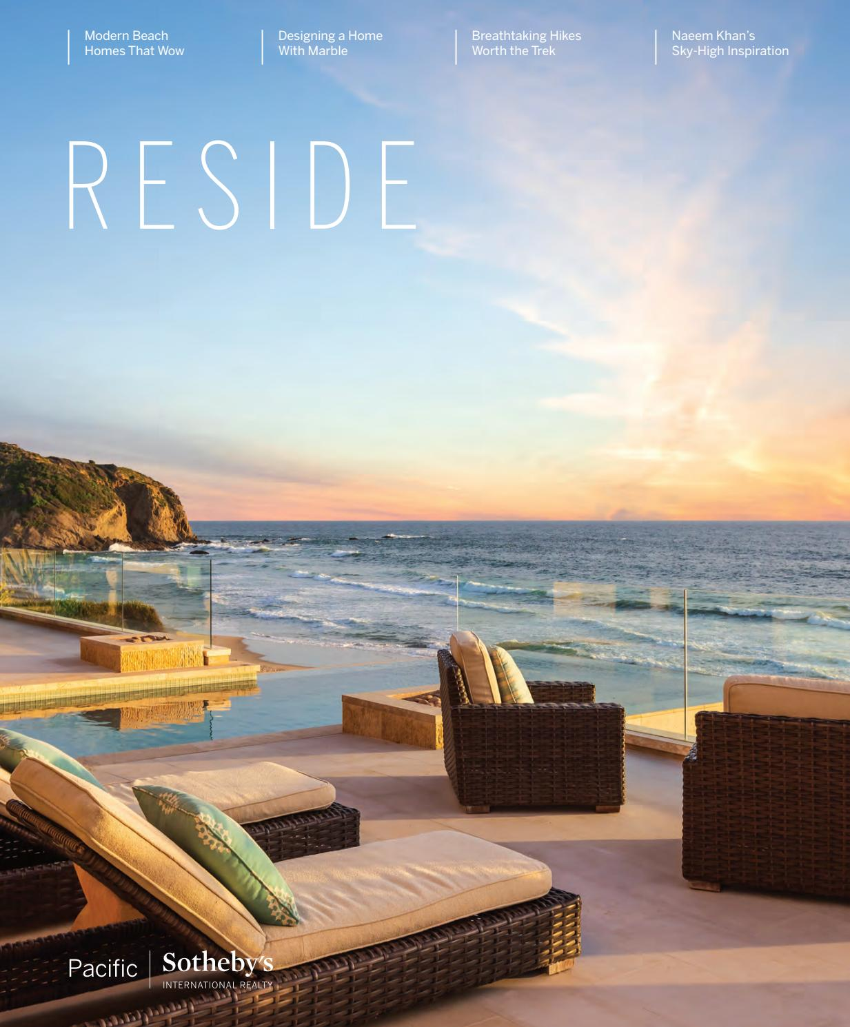 RESIDE SUMMER 2019 - Orange County by Pacific Sotheby's