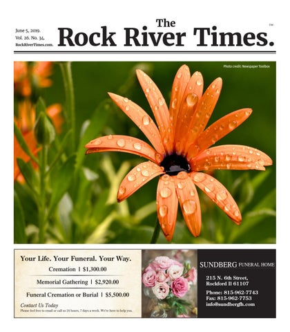 The Rock River Times – June 5, 2019 by rockrivertimes7 - issuu