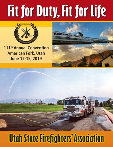 Utah State Firefighters' Association 2019 Convention