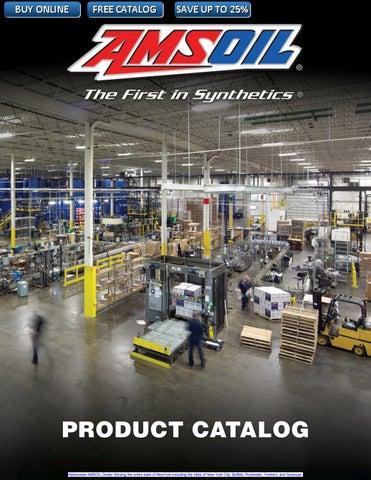 AMSOIL Product Catalog - New York AMSOIL Dealer