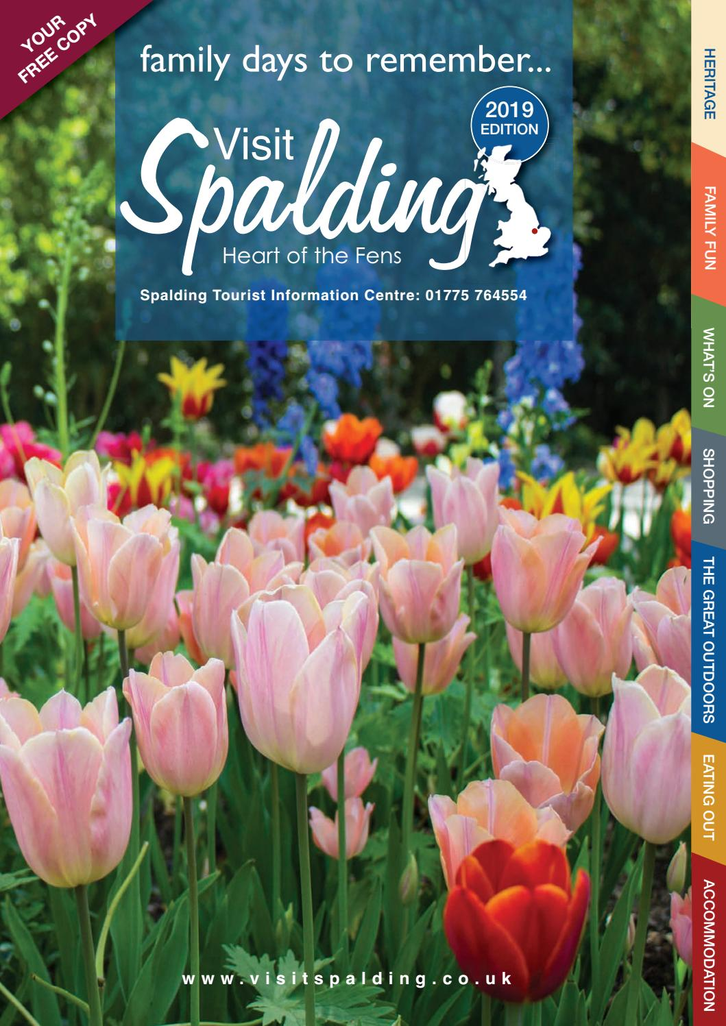 Visit Spalding 2019 By Vincent Roberts Issuu