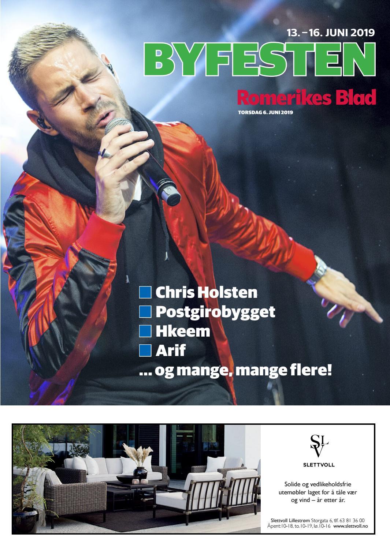 96d976ca Byfesten 2019 by Amedia Annonseproduksjon AS - issuu