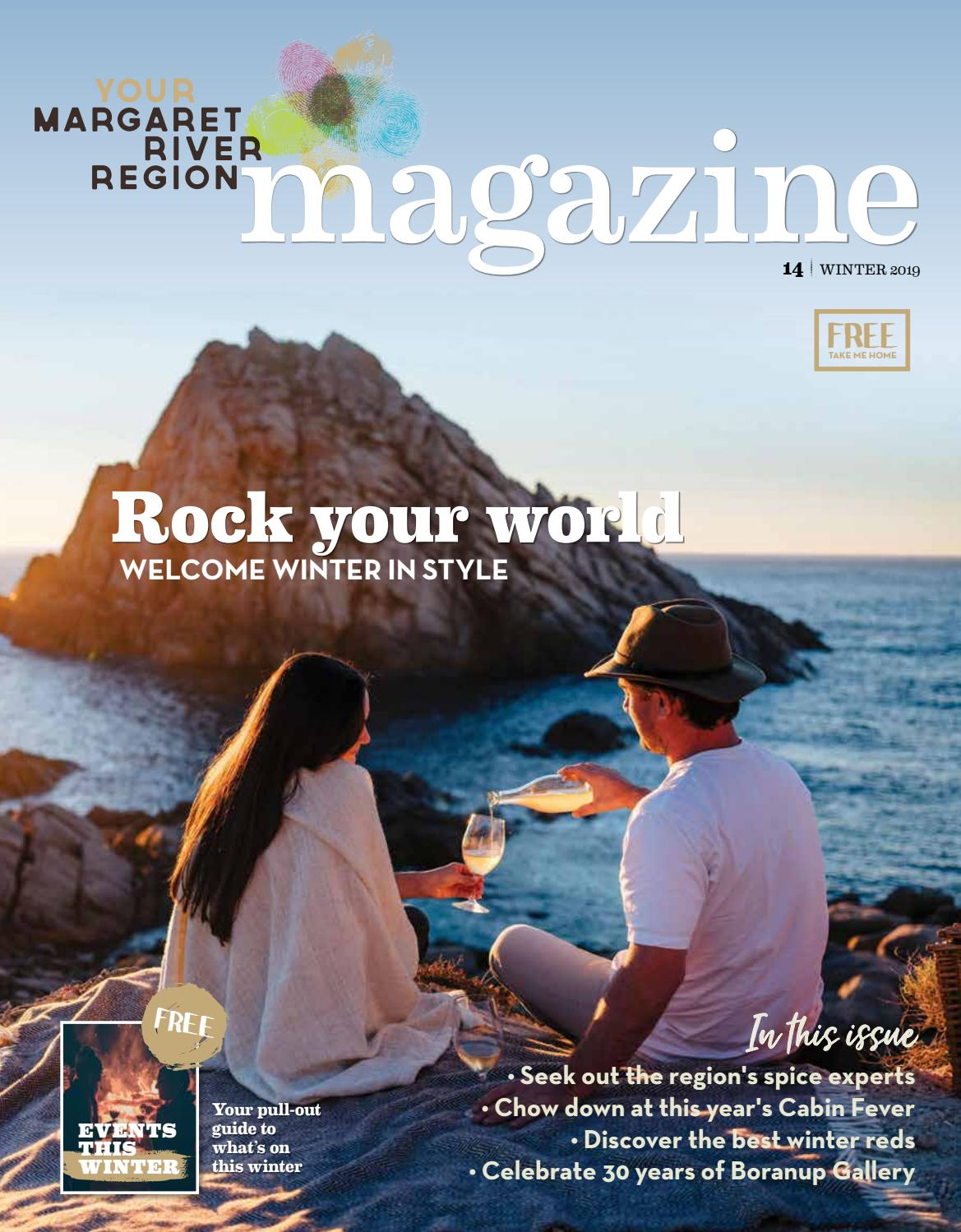 c85e98aef Your Margaret River Region Magazine Winter 2019 by Premium Publishers -  issuu