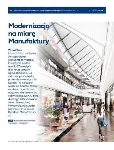 c89bf1da6e1e60 Shopping Center Forum Magazine 06/2019 by Shopping Center Magazine ...