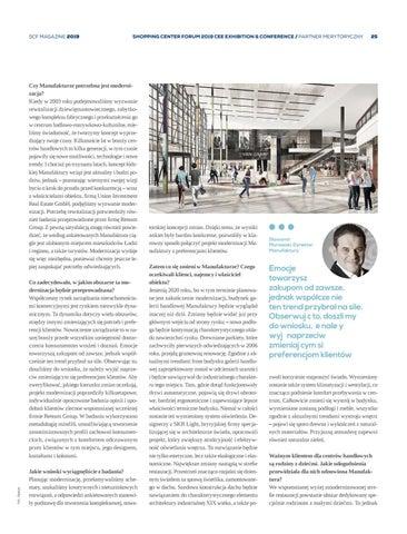 e1dea6129 Shopping Center Forum Magazine 06/2019 by Shopping Center Magazine ...