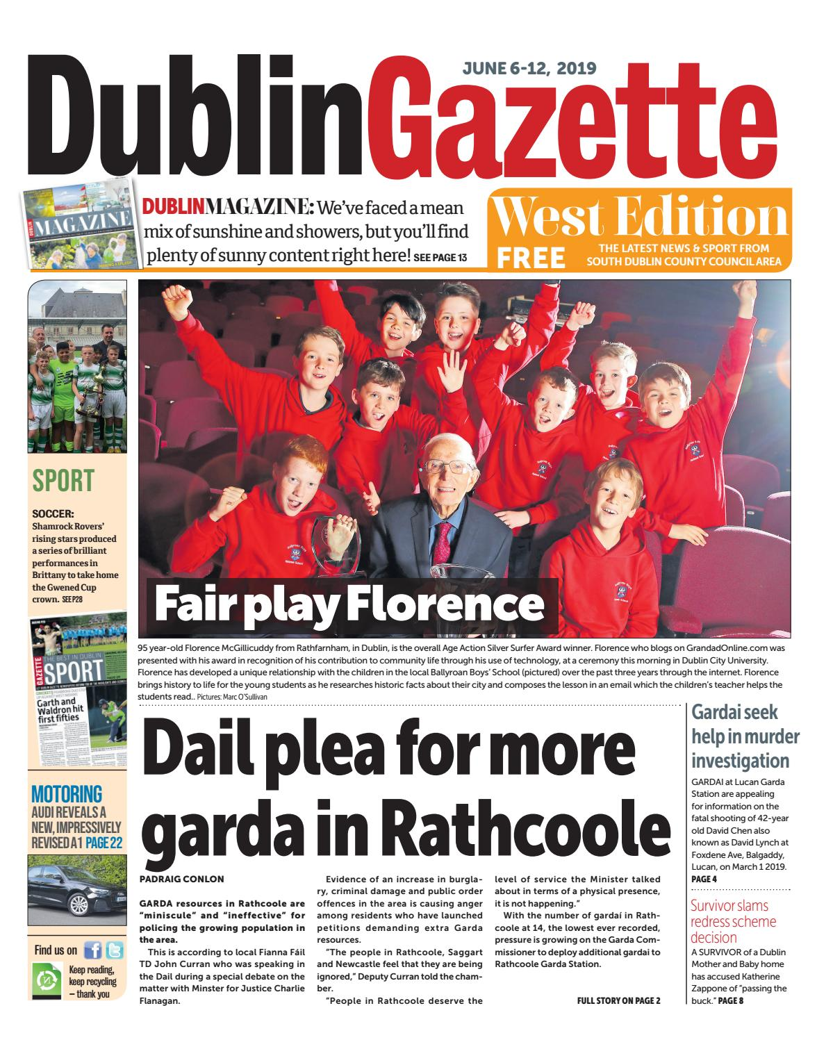Towns and Cities Near Rathcoole (South Dublin) - Within 45