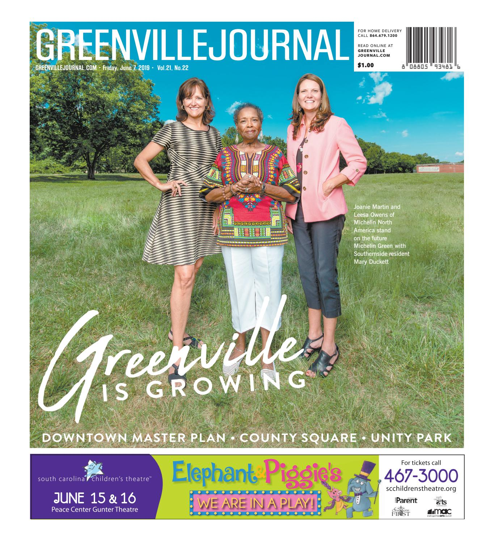 June 7, 2019 Greenville Journal by Community Journals - issuu