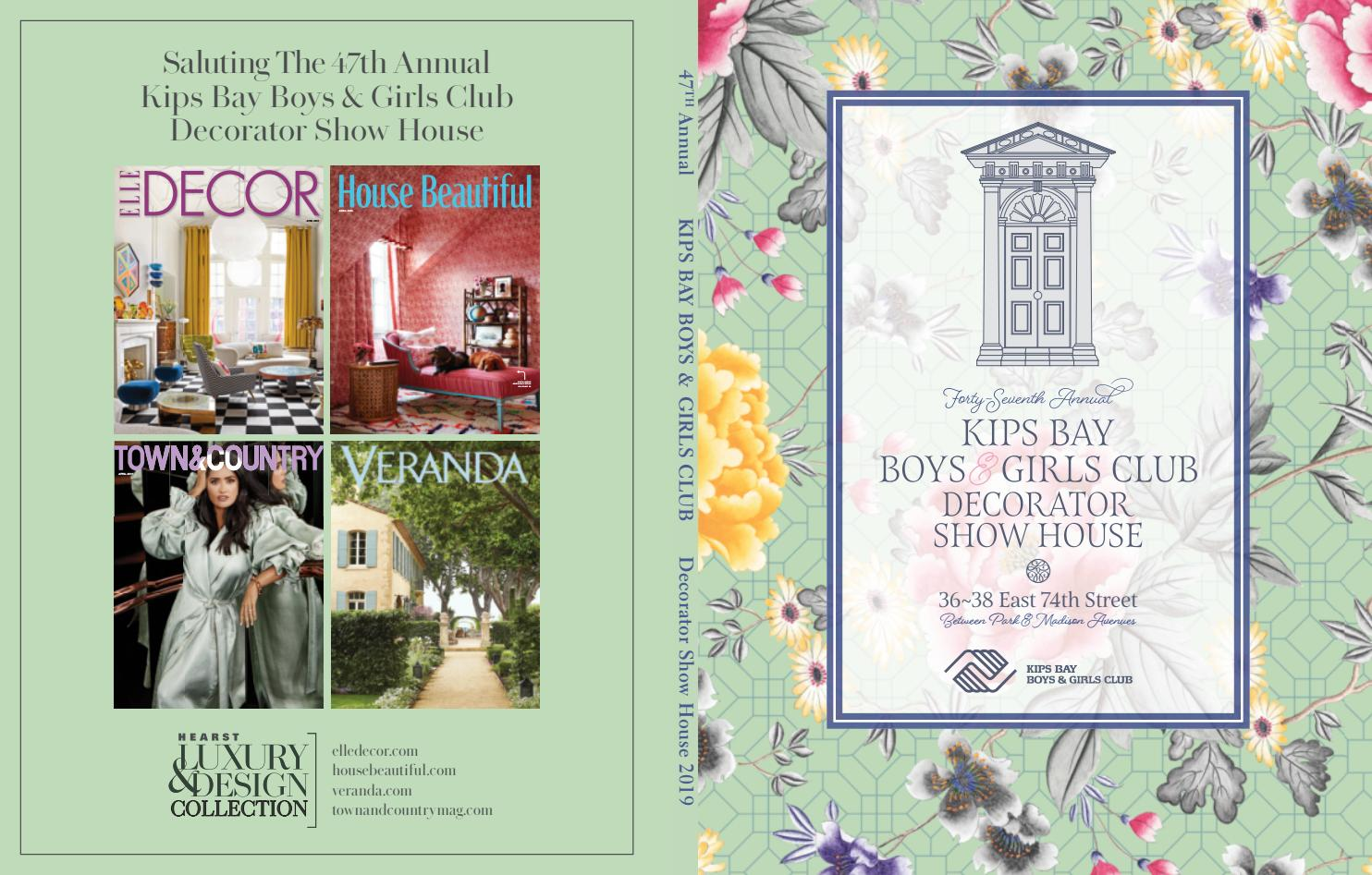 47th Annual Kips Bay Decorator Show House Journal by Kips