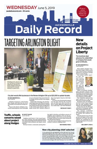 Deens Design Vintage Bank.Jacksonville Daily Record 6 5 19 By Daily Record Observer Llc