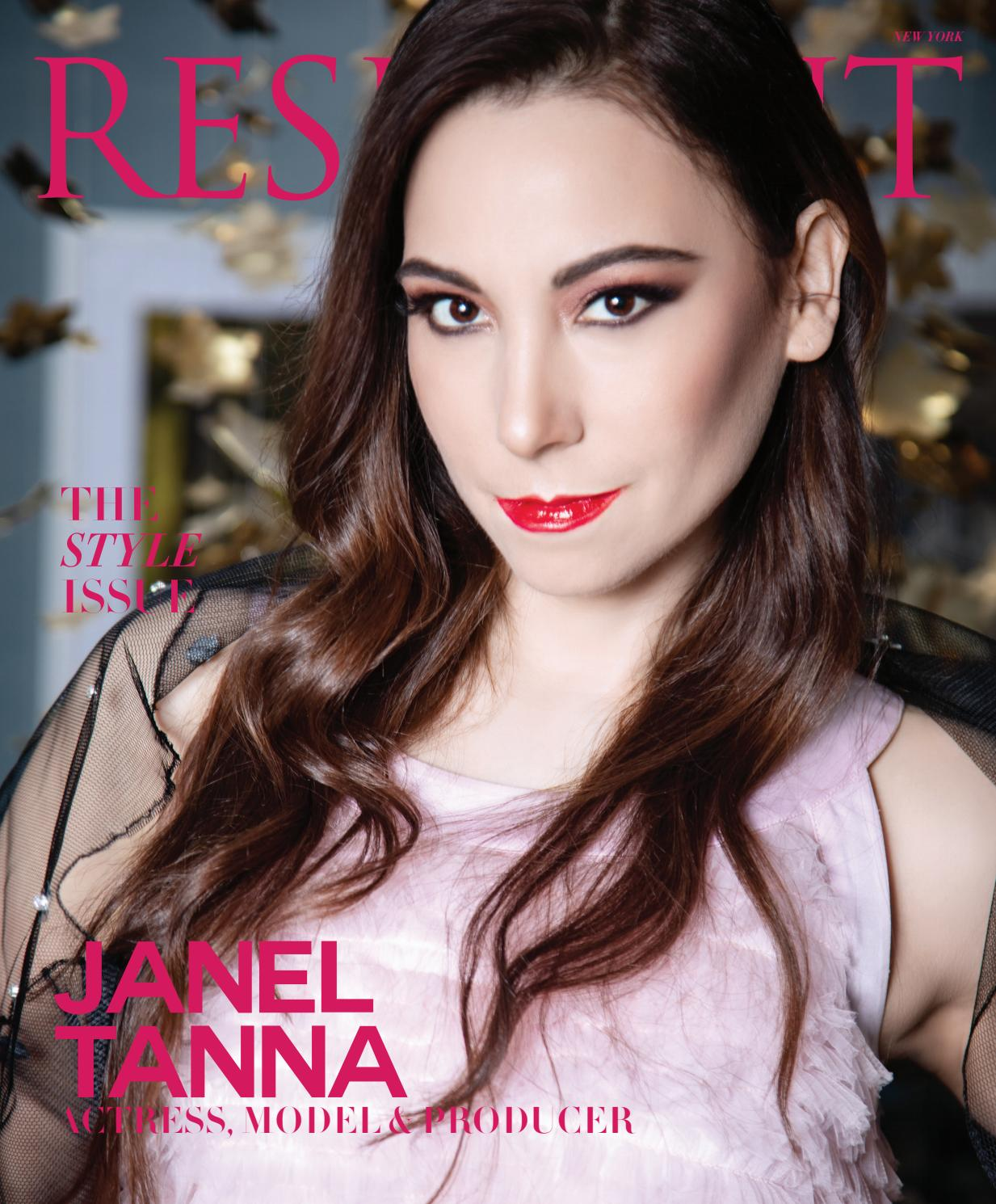 f5bfd533ca3 Resident Magazine NY JUNE 2019_JANEL TANNA by Resident Magazine - issuu