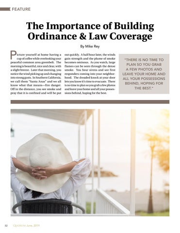 Page 12 of The Importance of Building Ordinance & Law Coverage By Mike Rey