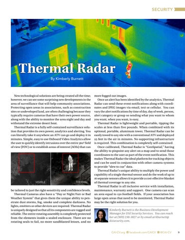 Page 9 of Thermal Radar By Kimberly Burnett