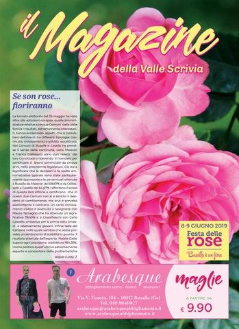 Il Magazine Della Valle Scrivia N 9 Giugno 2019 By Magazinevallescrivia Issuu