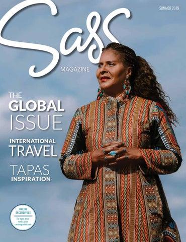 f6160b4d3aaf37 Sass Magazine Summer 2019 by Sass Magazine Frederick - issuu