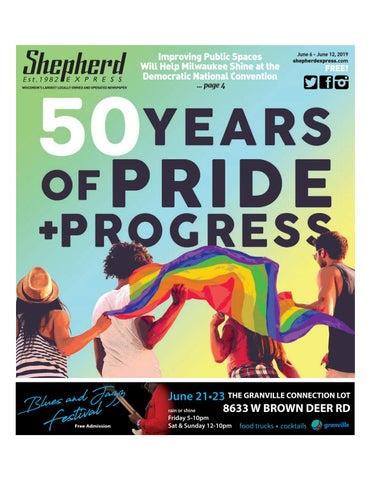 Print Edition: June 6, 2019 by Shepherd Express - issuu