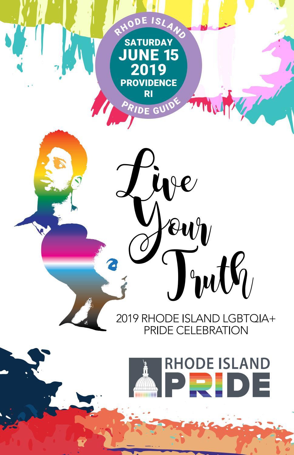 2019 Rhode Island Pride Guide by Will Tregaskis - issuu