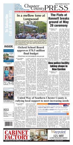 Chester County Press 06-05-2019 Edition by Ad Pro Inc  - issuu